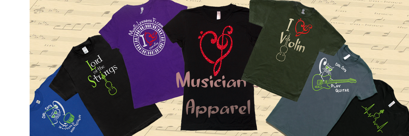 music apparel