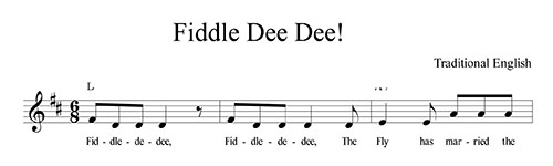 Fiddle-Dee-Dee