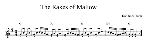 The Rakes of Mallow