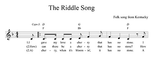The Riddle Song