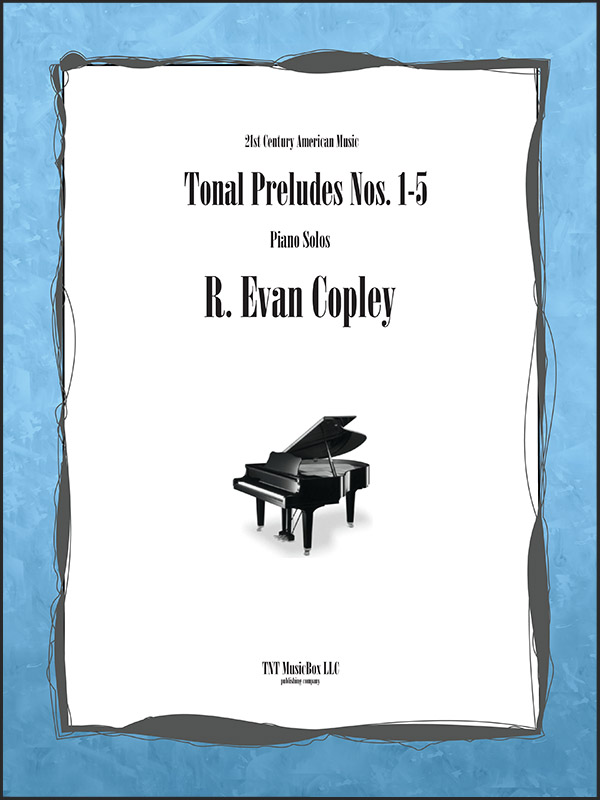 Tonal Prelude cover No.s 1-5