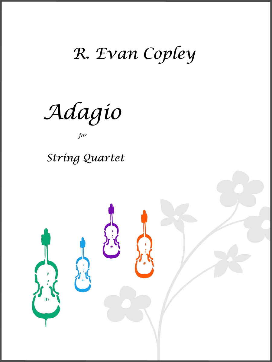 Adagio for String Quartet cover art