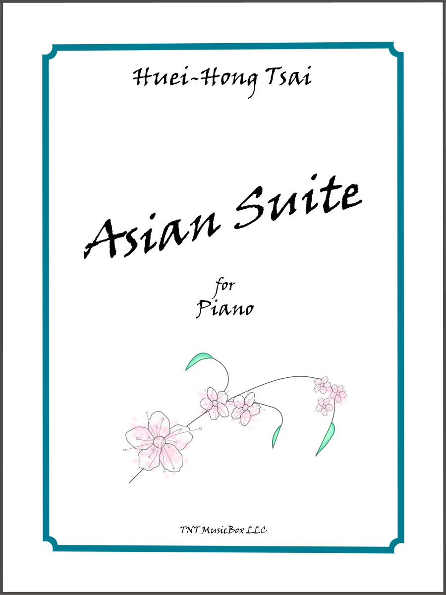 Asian Suite Cover Art