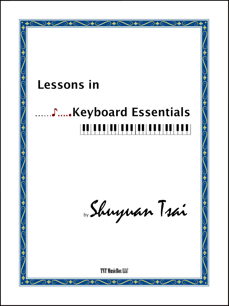 Keyboard Essentials - Cover page