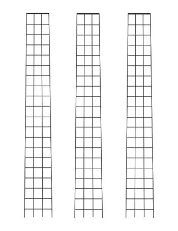 blank guitar fretboard note chart pictures to pin on