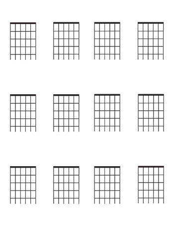 Guitar guitar tablature blank : Blank Sheet Music Templates, Folk songs for download