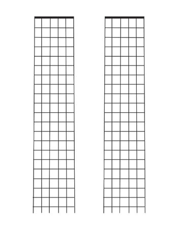 Sizzling image with printable fretboard template