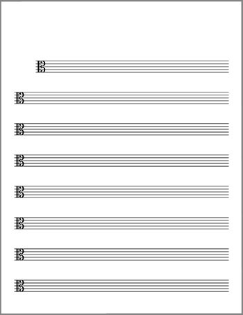 blank sheet music template vatoz atozdevelopment co