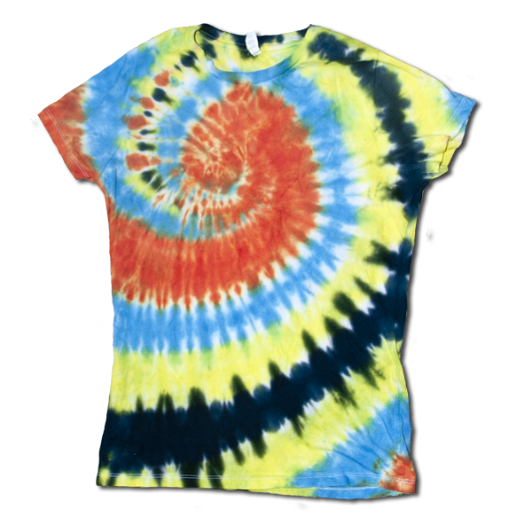 Tie Dye Ladies large #1