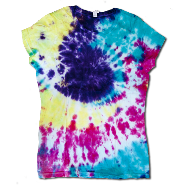 Ladies XL #2 tie dye