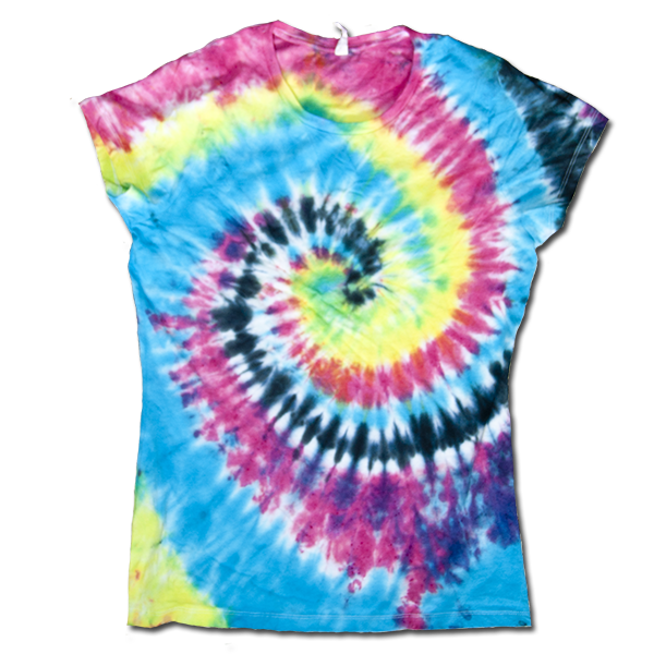 Ladies XL #3 Tie Dye