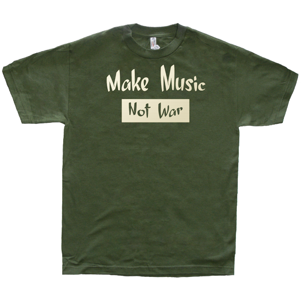 T Shirts for Musicians